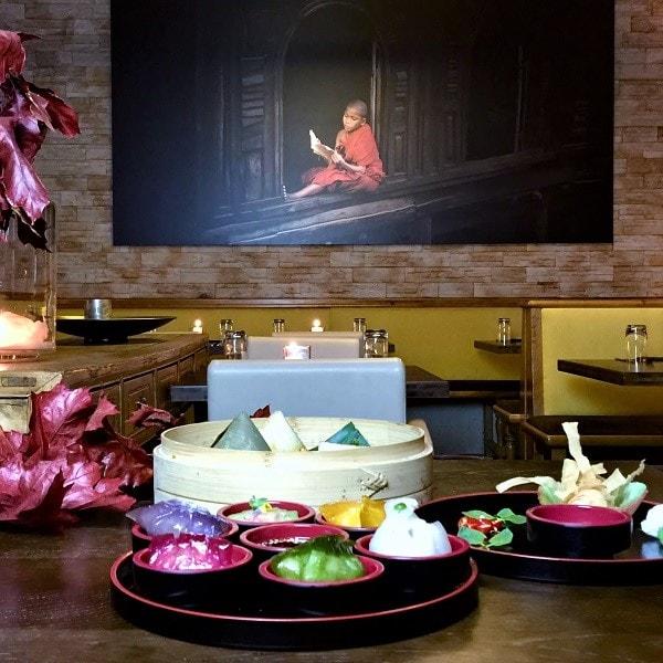 Genießen Sie asiatische Köstlichkeiten in einem zauberhaften und authentischen Ambiente