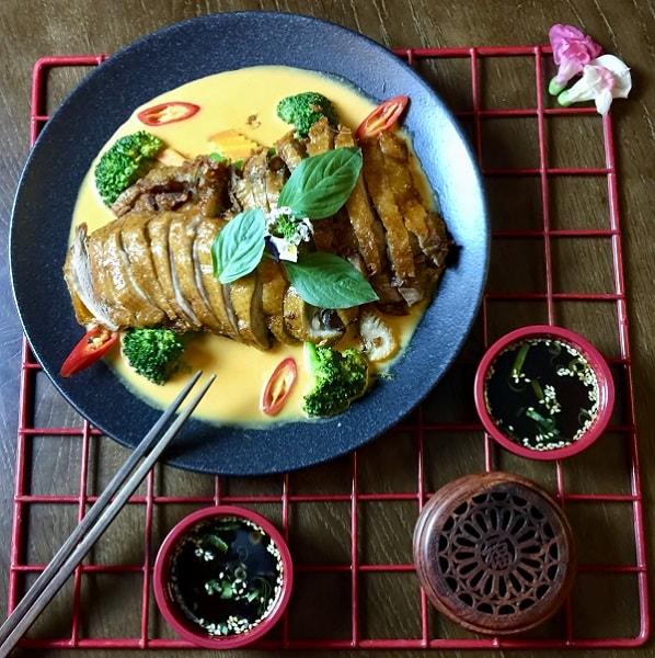 Unsere vietnamesischen Gerichte werden täglich frisch zubereitet